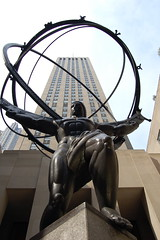 "Atlas at Rockefeller Center • <a style=""font-size:0.8em;"" href=""http://www.flickr.com/photos/71572571@N00/262078059/"" target=""_blank"">View on Flickr</a>"