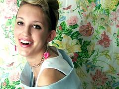 Alice is a Wonderland (wren_trixie) Tags: flowers wedding floral girl hearts model punk amy blonde aliceinwonderland