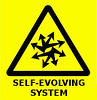 Self-evolving system