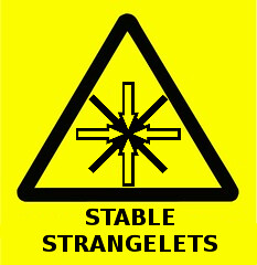 Stable Stragelets