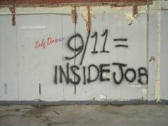 9/11 = inside job
