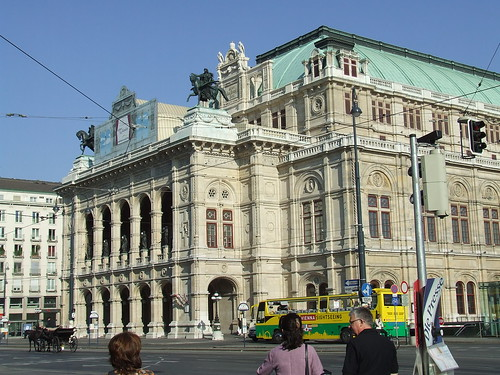 Vienna of the opera