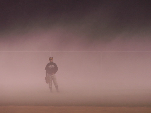 Misty Fall Baseball