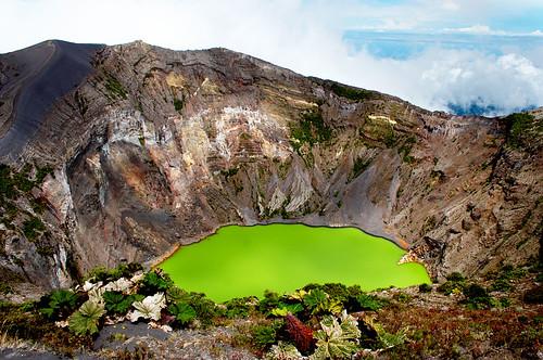 Volcan Irazu por rbreve.