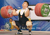 Feng DONG CHN Jr World Record 245 kg (Rob Macklem) Tags: world 2006 strength olympic weightlifting championships domingo santo