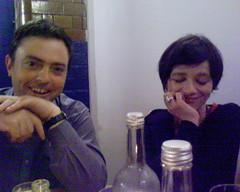 Chris and Karin