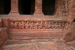Bhootaganas 2 (ganesh_kumar) Tags: india history tourism badami chalukya templearchitecture