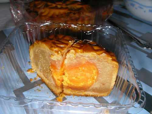 Mooncake photo by John Ong on Flickr