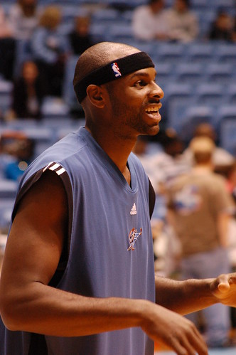 Brendan Todd Haywood, Washington Wizards - flickr/kevin813