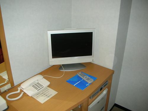 上野sardonyx飯店 液晶電視