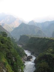 Kali Gandaki valley