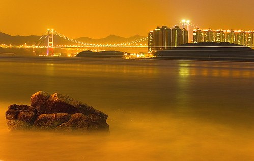 Tsing Ma Bridge: last shot fixed