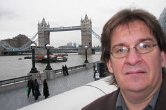 Tim Erickson in London