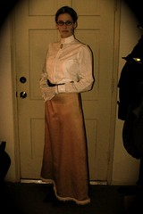 Governess (Beaver w/ a Toothbrush) Tags: halloween costume victorian governess