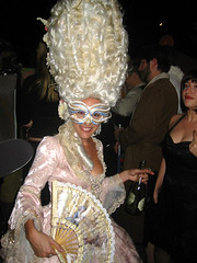 ILM Halloween Party - 2006 (bonniegrrl) Tags: party halloween costume lucasfilm 2006 ilm marieantoinette