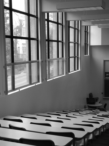 UBC classroom