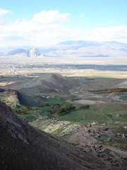 View of Dogubayazit