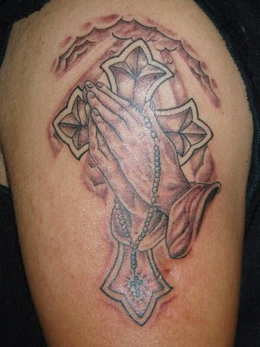 rosary beads tattoos foot pictures & rosary beads tattoos