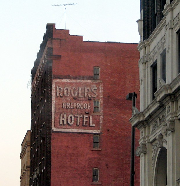 Rogers Fireproof Hotel - Wheeling, WV