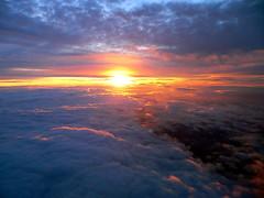 Colours.....English Style (jetblasts2k) Tags: sunset clouds dusk horizon blueribbonwinner superbmasterpiece