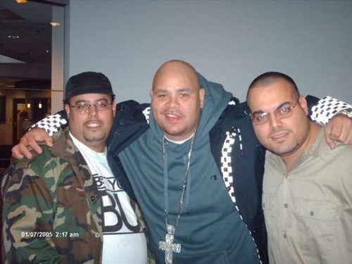 los undercover and fat joe
