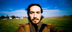 Self Portrait - Grinnell (Luis Montemayor) Tags: usa selfportrait me myself yo iowa autorretrato grinnell i luismontemayor
