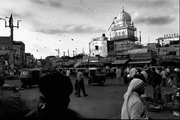 Russel market | Bangalore