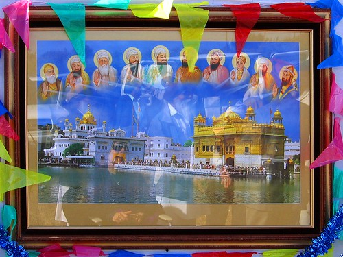 The 10 Sikh Gurus by Larry Miller