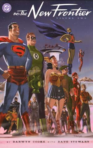 DC New Frontier Vol 2