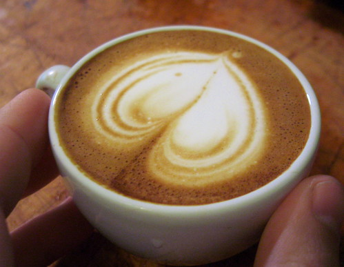 Coffee Now Comes with Latte Art, Not Just Froth