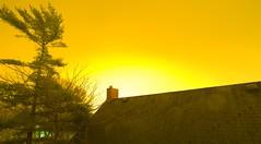 orange sky.jpg (Dave Perreault) Tags: roof chimney sky orange nightshot timeexposure evergreen longeexposure daveperreault