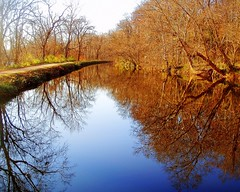 C&O Canal by Sandcastlematt on Flickr