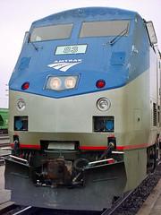 Lead engine (nystateofmind) Tags: 2002 usa southwest chief amtrak 3coaststour