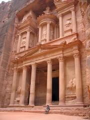 Treasury, Petra, Jordan.