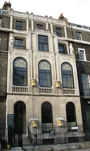 Sir John Soane Museum facade