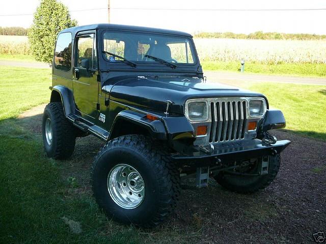 black jeep 1988 35 wrangler biblicone