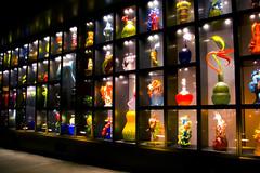 Museum of Glass (bentilden) Tags: usa glass night pentax tacoma washingtonstate museumofglass istdl