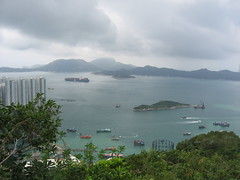 Hong Kong Island Walk - The Peak To Aberdeen