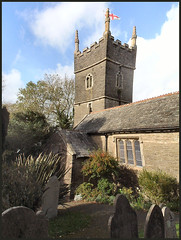 St Budeaux Church (Ernie Ex) Tags: england church saint francis october plymouth devon drake sir tamar budshead budoc
