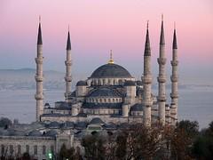 Blue Mosque - Sultanahmet Camii (H e r m e s) Tags: blue turkey istanbul mosque sultanahmet mosche mluemosque