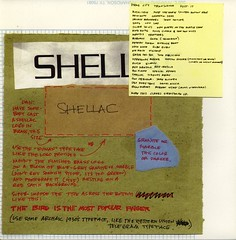 Shellac - The Admiral - Back Sleeve (Squid Ink) Tags: shellac stevealbini dragcity seveninchsingle