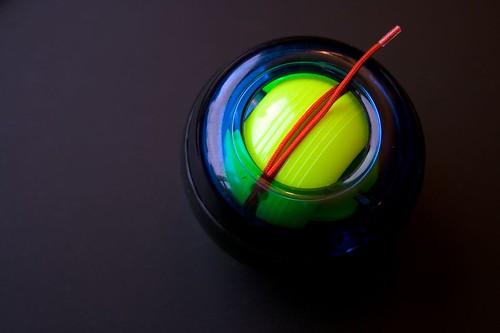 Fotografía de una PowerBall