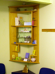 Yoga Studio cupboard