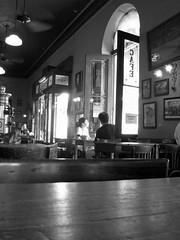 escena portea (FJTUrban (sommelier d mojitos)) Tags: light people bw white black blanco luz coffee caf argentina bar buenosaires gente noiretblanc negro kaffee bistro bn santelmo baires cruzadas fjtu f3rnnd0 miargentina