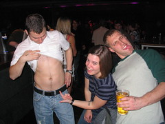 Happy trail anyone? (im elsewhere) Tags: drunk john scotland nightout drink courtney glascow happytrail cousinjohn