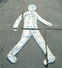 Right Where It Hurts (Bay M) Tags: white subway crazy paint legs kick pavement path walk stickman balls council streetsigns roadmarkings incompetence p1f1 guesswhereipswich richardwisbey