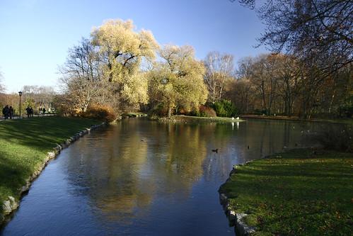 Englischer Garten, Fotografía: Marcus Ramberg