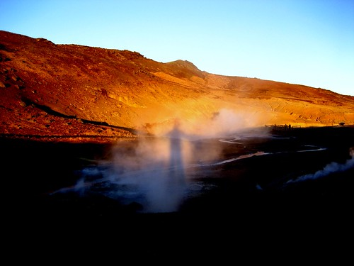 Seltun Hot Springs, Iceland
