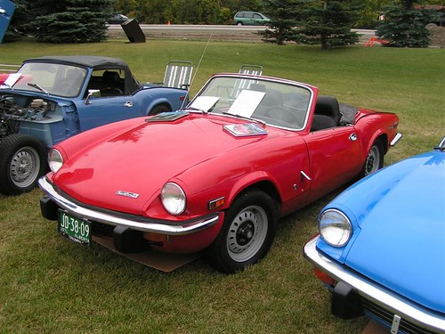 TRIUMPH Spitfire  GT6 19621980  CAR SPOTTERS Guide See