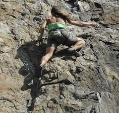 climbing Woman - by marcelleitner bilderleben.at